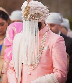 indian groom groom accessories sehra groom trends groom shopping groom outfit id Sikh Wedding Dress, Wedding Dresses Men Indian, Wedding Outfits For Groom, Wedding Groom, Punjabi Wedding, Indian Weddings, Hindu Weddings, Bride Groom, Punjabi Bride