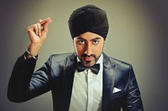 11 Super Stylish Photos That Prove Sikh Men Rock The Best Beards