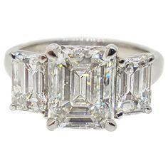 Diamond & Sapphire Bar Pin Pins, Brooches Fine Honey Beautiful Art Deco Platinum