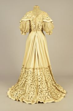 Dress ca. 1904 From Whitaker Auctions
