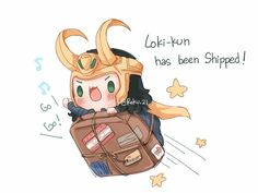 Loki-kun || Cr: Roku21