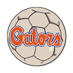 FANMATS NCAA University of Florida Soccer Ball
