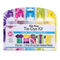 Diy Tie Dye Projects, Tie Dye Crafts, How To Tie Dye, How To Dye Fabric, How To Make, Tulip Tie Dye, Carte Visa, Diy Tie Dye Shirts, Tie Dye Kit