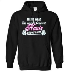 THE WORLDS GREATEST NANIE T-SHIRT - #sweatshirt for girls #sweater for men. PURCHASE NOW => https://www.sunfrog.com/LifeStyle/THE-WORLDS-GREATEST-NANIE-1246-Black-13359553-Hoodie.html?68278