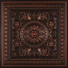Da Vinci Faux Tin Ceiling Tile Drop In 24 X24 215