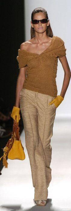 Farb-und Stilberatung mit www.farben-reich.com - Oscar de la Renta