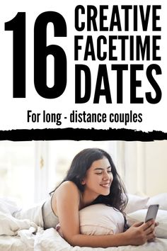 Switching up your date ideas can help to keep the spark alive in a long-distance relationship. If you're bored of always doing the same thing, try some of these unique virtual dates that will help you connect in different ways. Long Distance Dating, Distance Relationships, Facetime, Dates, Connect, Couples, Unique, Ideas, Couple