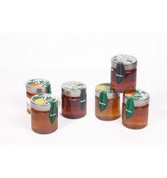 PACK RUCHEY HONEY Packs formado por dos unidades de miel de nísperos, limón y azahar