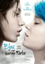 Blau ist eine warme Farbe - Drama - 2012