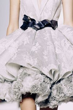 {fashion inspiration | runway : giambattista valli couture autumn/winter 2014} | Flickr - Photo Sharing!