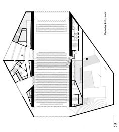 Architectural Plans - Concert Hall