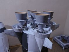 V Space, Apollo Spacecraft, Color Plan, Space Rocket, Home Printers, Space Shuttle, Paper Models, Atlantis, Three Dimensional