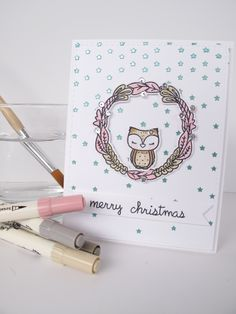 Charmed - Mama Elephant.  Card by Nicky Noo Cards https://www.facebook.com/nickynoocards/
