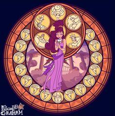 Megara by jostnic.deviantart.com on @deviantART