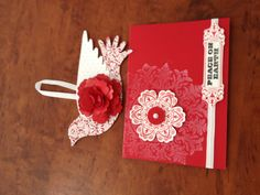 Stampin' Up! Christmas card classes