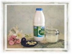 Kéfir de lait.