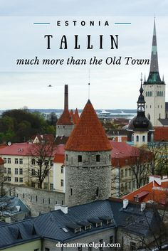 Tallin, the capital city of Estonia, is famous for its medieval Old Town (a UNESCO world heritage site), but it has much more to offer, and can be explored in a few days.