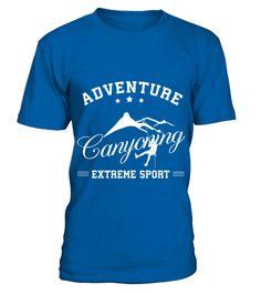 Canyoning Extreme Sports 2 TShirt