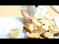 Almond Croissant - YouTube