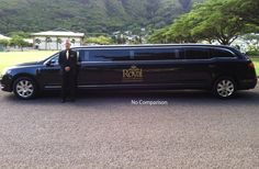 No Comparison with Royal Hawaiian Limousine.