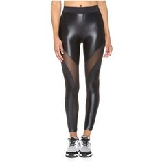 KORAL ACTIVEWEAR Frame Leggings (1 800 ZAR) ❤ liked on Polyvore featuring activewear and activewear pants