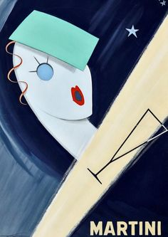Martini art by Franz Marangolo 1938