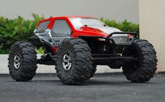 Awesome  rc car not like the cheep Walmart brand it's hobby grade fun.