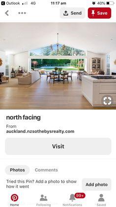 Hamptons House, The Hamptons, Gable Window, Raked Ceiling, Australia House, Queenslander, Modern Farmhouse Kitchens, Dream House Plans, Coastal Homes