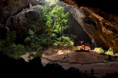 Plus belles grottes du monde.... Phraya Nakhon - Thailande