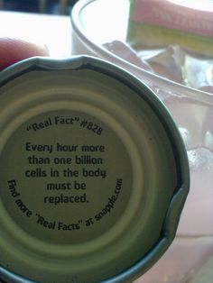 My Apple cap Real Fact Every hour more than one billion cells in the body must be replaced. Wierd Facts, Strange Facts, Wow Facts, Real Facts, Wtf Fun Facts, Random Facts, Did You Know Facts, Things To Know, Work Quotes