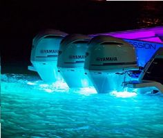 6. Lumitec SeaBlazeX LED Underwater Boat Light Underwater Boat Lights, Thinking Outside The Box, Lighting System, White Light, More Fun, Are You The One, Tea Lights, Surface, Green