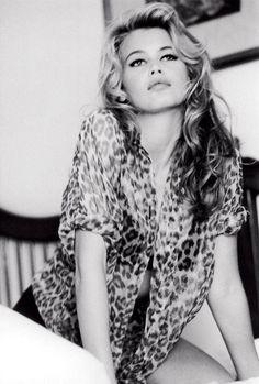 Claudia Schiffer #GUESSGirl