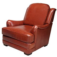 Best Simi Cognac Leather Chair Bernie And Phyls Living Room 640 x 480