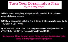 Turn Your Dream into a Plan.  Click http://bit.ly/HUlB1f  for more information on the Power of Pinning.