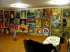 Krystyna ruminkiewicz artiste atelier