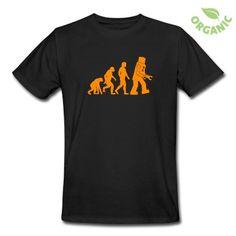 Robot Evolution T-Shirt | Spreadshirt | ID: 9194123