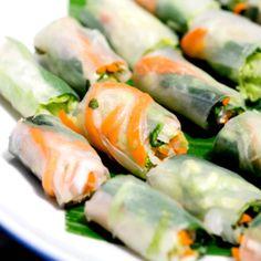 Finger Food Vegetais