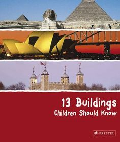 Can your child recognize famous buildings and structures around the world? A great list of books and resources to learn about world architecture for kids. Summer Reading 2017, Summer Reading Program, 2017 Summer, Famous Monuments, Famous Buildings, Unusual Buildings, Chicago Architecture Foundation, Art And Architecture, Futuristic Architecture