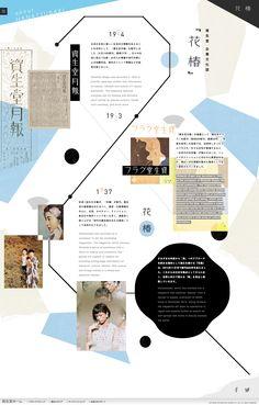 資生堂│花椿 http://www.shiseido.co.jp/hanatsubaki/about/