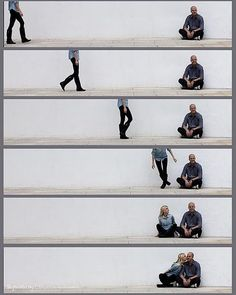 Action Shot - Engagement Photo Ideas That Won't Make You Cringe - Photos