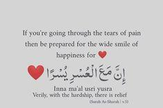 Quran Quotes Inspirational, Islamic Love Quotes, Muslim Quotes, Religious Quotes, Faith Quotes, Words Quotes, Me Quotes, Qoutes, Short Relationship Quotes