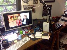 Umberto Eco und die Ästhetik des Live-Fernsehens: Spontane Live-Videos mit Emotionen @ruhrnalist #bloggercamp.tv