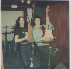 Jimmy Bain & Ritchie Blackmore