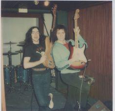 Jimmy Bain & Ritchie Blackmore
