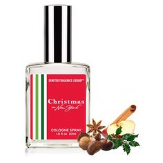 Духи «Рождество в Нью-Йорке» (Christmas in New York)