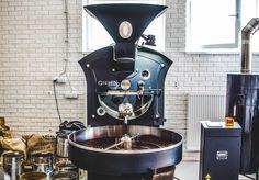 Giesen our roastery machine