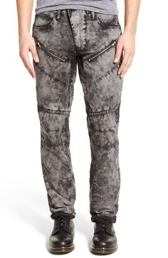 PRPS 'Barracuda' Straight Leg Jeans (Jackal) available at #Nordstrom