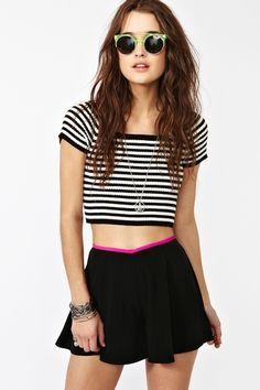 Neon Pop Shorts