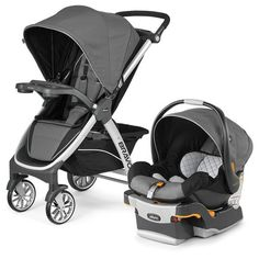 Product Image for Chicco® Bravo® Trio Travel System in Orion™ 1 out of 5