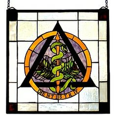 Dentistry Stained Glass Window – Brighten the smile of any dental professional with this Dentistry window. Show us your teeth. To do this, he places his sheet on a shape and transfers the trace using a point directly on the glass plate. Stained Glass Panels, Stained Glass Art, Mosaic Glass, Dental World, Billiard Lights, Glass Paperweights, Decorative Pillows, Art Deco, Family Dentistry